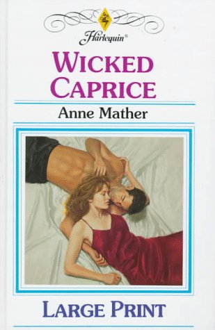 book cover of Wicked Caprice