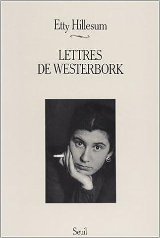 Livres gratuits Lettres de Westerbork pdf