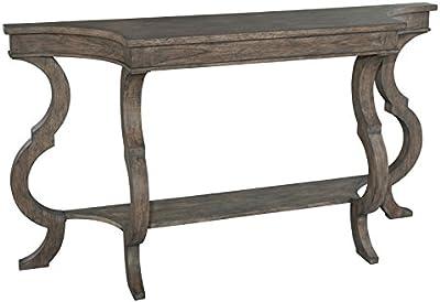 Hekman Furniture 23508 Shaped Leg Sofa Table