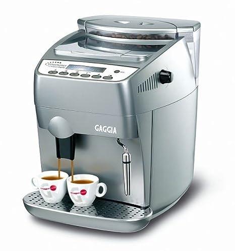 Gaggia 426858 - Cafetera automática: Amazon.es: Hogar