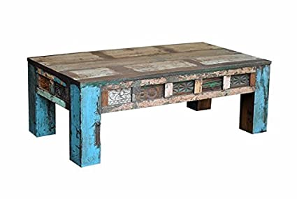 Amazon Com Carved 17 X 48 X 24 Coffee Table Rustic