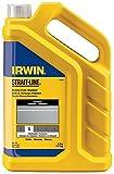 Irwin Strait Line 65104 5 Lbs White Chalk Refills