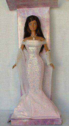 October Birthstone Barbie - Barbie Collector Edition - Birthstone Collection: October Opal Doll