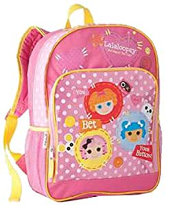 Lalaloopsy 16-inch Backpack - You Bet Your Button