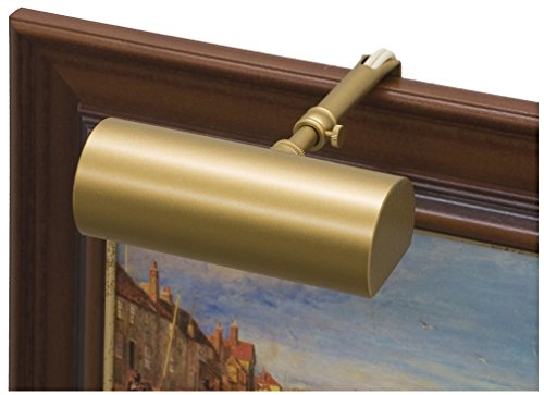 House of Troy C5-1 Classic Contemporary 1LT Picture Light, Gold Finish