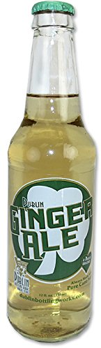 ottles (Pack of 6) (Dublin Ginger Ale) (Ale 6 Pack Bottles)