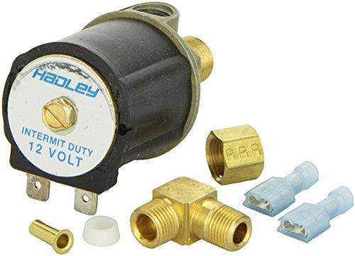 Hadley Horns H00550C Air Horn Solenoid (Air Horn Hadley Parts)