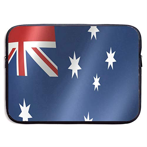 Laptop Bag Photo of Australia Flag Amazing Tablet Computer Bag Fits 13 Inch or 15 Inch for Halloween