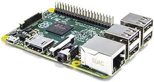 Raspberry Pi 2 Model B Desktop (Quad Core CPU 900 MHz, 1 GB RAM, Linux)