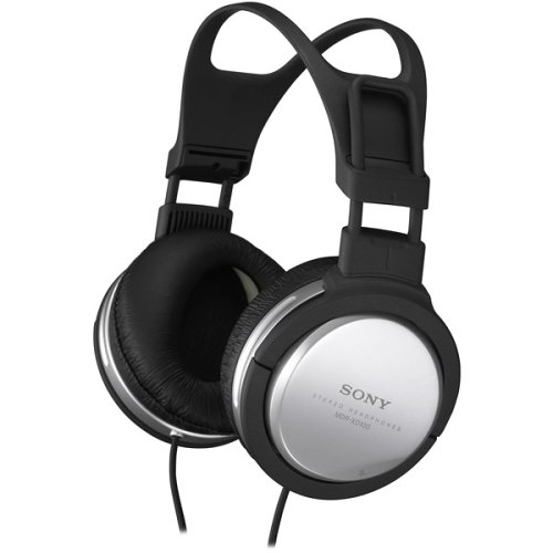 Sony MDR-XD100 Stereo Headphones (Discontinued by - Sony Stereo On Ear Headphones