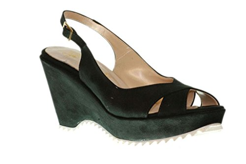 Sandali donna in pelle per l'estate scarpe RIPA shoes made in Italy - 25-1381