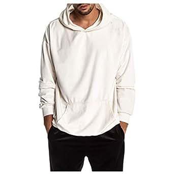 ALISIAM Suéter de Tendencia de Moda para Hombre Tops de ...