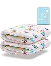 LittleForBig Drukowane Briefy pieluchy dla dorosłych Dorośli Baby miłośnik pieluszek ABDL 2 sztuki-Baby Cuties (M)/(L)