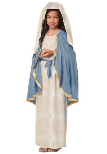 [California Costumes The Virgin Mary Child Costume, Small] (Girls Virgin Mary Costume)