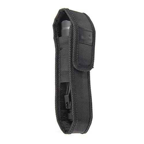 UltraFire Medium Flashlight Holster Belt Carry Case fits ...