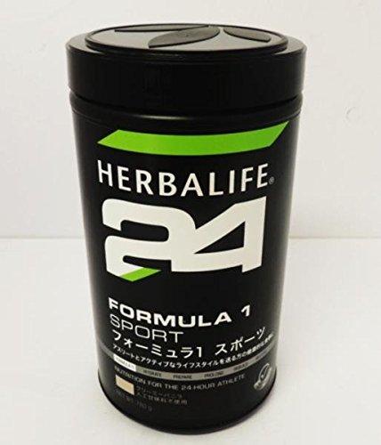 ハーバライフ フォーミュラー1 スポーツ HERBALIFE 24 クリーミーバニラ ダイエット B0714HYT6X