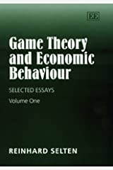 Game Theory and Economic Behaviour: Selected Essays. Two Volumes Hardcover