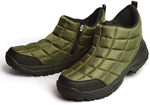 レイン スノー ブーツ シューズ メンズ 防水 防寒 防滑 メッシュ トレッキング アウトドア 長靴 雨靴 雪靴 靴 メンズシューズ