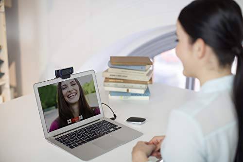 Large Product Image of Logitech HD Pro Webcam C920, Widescreen Video Calling and Recording, 1080p Camera, Desktop or Laptop Webcam