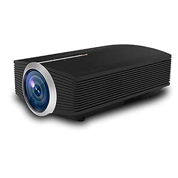 YYFGJJ Proyector, Mini Proyección en el hogar, Proyector LED HD ...