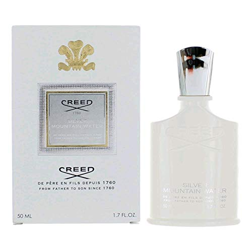 Creed Silver Mountain Water by Creed Eau De Parfum Spray 1.7 Oz (Creed Silver Mountain Water)