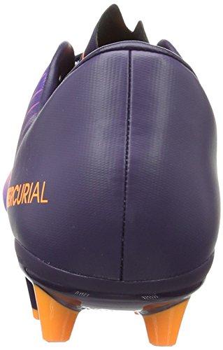 Nike 831963-585, Botas de Fútbol para Hombre Morado (Purple Dynasty / Bright Citrus-Hyper Grape)