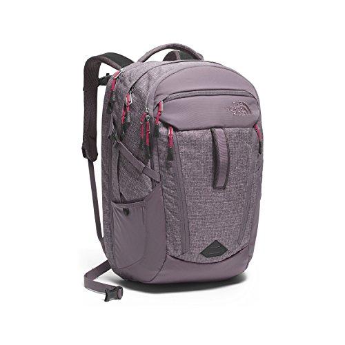 "North Face Women's Surge Laptop Backpack - 15"" (Rabbit Gr..."