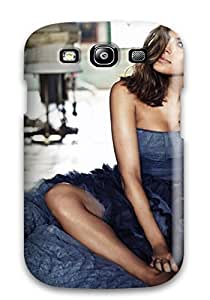 Durable Eva Mendes Back Case/cover For Galaxy S3