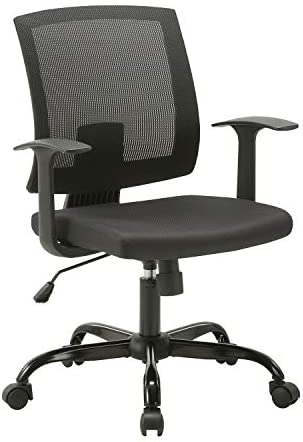 CLATINA Mid-Back Mesh Office Desk Chair