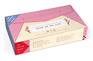 Knock Knock Letters to the Love of My Life Read Me When Box (50170)
