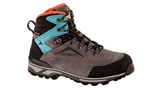 4 montaña color talla Zapatos mujer Turkana 5 Boreal de para gris POqwz