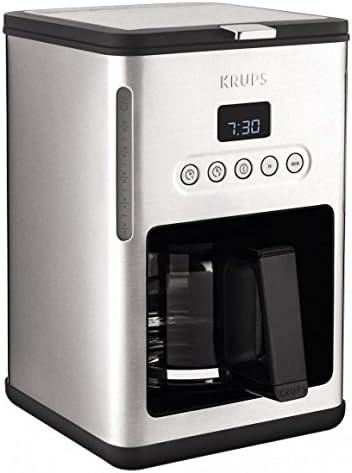 Krups YY8318FD Independiente Totalmente automática - Cafetera ...