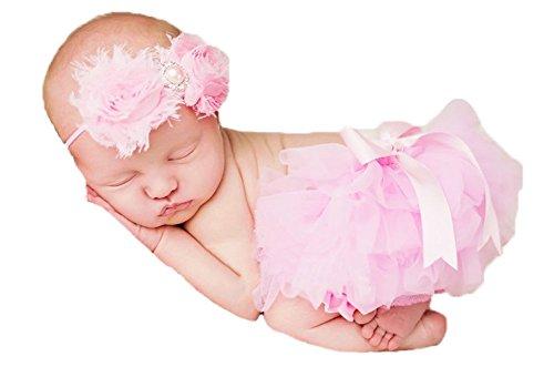 d8d5a05899e Cutie Baby Baby Girls Chiffon Bloomer