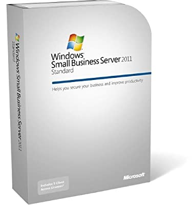 Windows Small Business Server 2011 Standard [Old Version]