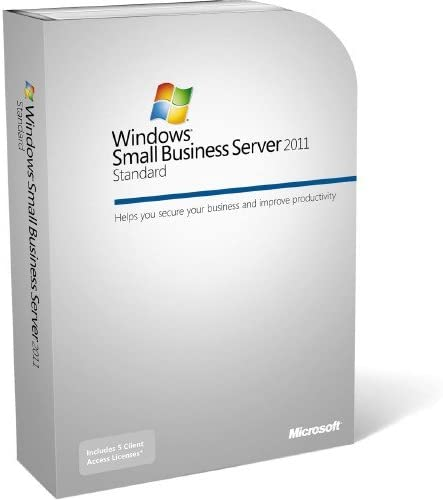 B004I6IXC4 Windows Small Business Server 2011 Standard [Old Version] 4133QJJ85xL.