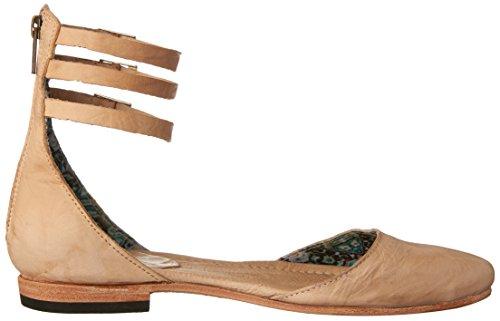 Freebird Womens Eden Ballet Flat Natural nlUrK