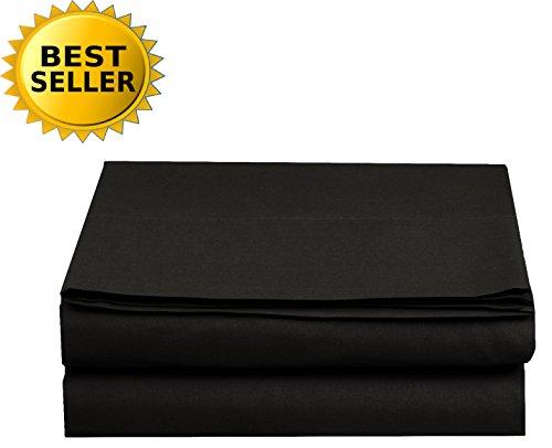 black flat sheet king - 7