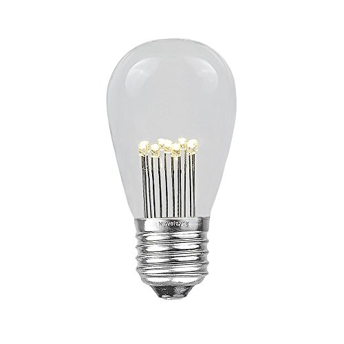 Novelty Lights Outdoor Edison Replacement