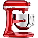 Batedeira Stand Mixer ProLine, KitchenAid, KEC97A3, Candy Apple, 6, 9 Litros