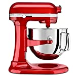 KitchenAid KEC97A3 Batedeira Stand Mixer ProLine, Candy Apple, 6.9L