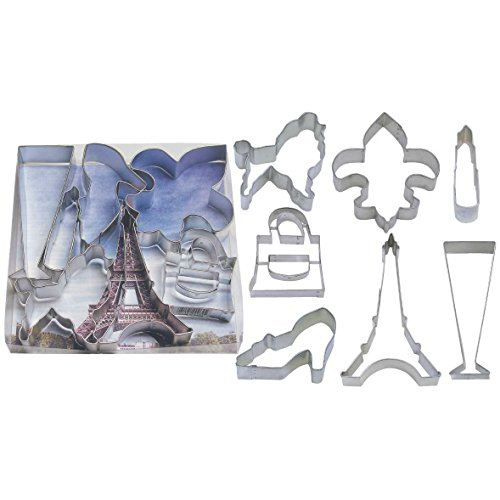 Paris Tin Cookie Cutter L1890 product image