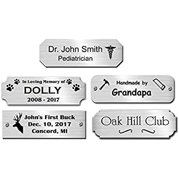 Original Magic Johnson Engraved Name Plate Buy One Give One Sports Mem, Cards & Fan Shop Autographs-original