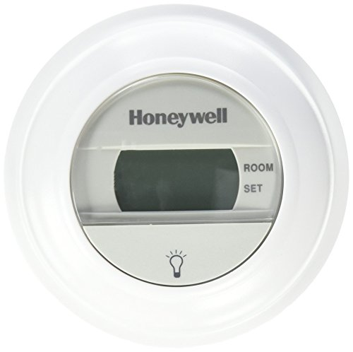 Honeywell Digital T8775A1009 Round Non-Programmable Heat-Only (Renewed)