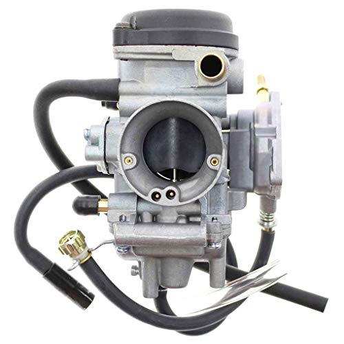 (Topfire Carburetor for Yamaha Big Bear Wolverine Kodiak Grizzly YFM350 YFM400 YFM450 Motorcycle Accessories)