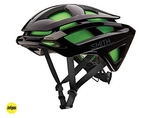Smith Optics Overtake MIPS Adult MTB Cycling Helmet - Black/Small