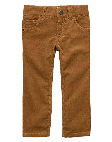 Crazy 8 Toddler Boys' Cord Rocker Pant, Downtown Brown, 18-24 Mo
