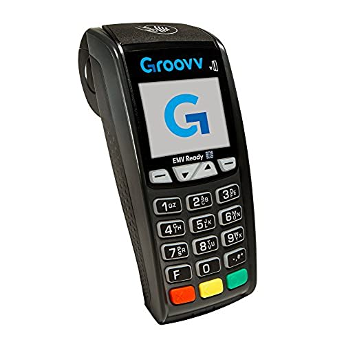 Credit card machine amazon groovv terminal one credit card processing terminal with emv and apple pay reheart Gallery