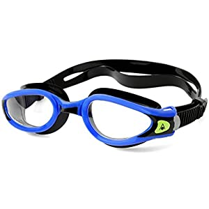 Aqua Sphere Kaiman Exo Swim Goggle, Made In Italy