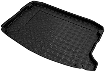 For Seat Ateca 2016 Quilted Car Waterproof Boot Liner Mat