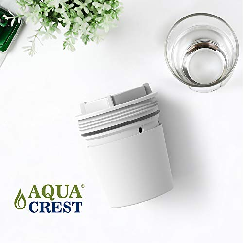 2 Pack Culligan FM-15RA Replacement Filter Cartridge for Faucet Mount Filter FM-15A White Finish